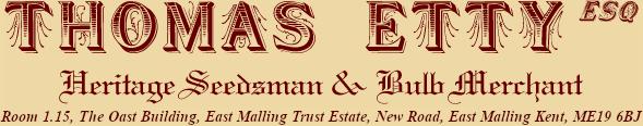 Thomas Etty Logo